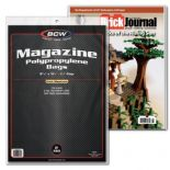 THICK MAGAZINE & PROGRAM PROTECTIVE STORAGE BAGS